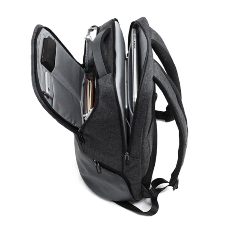 Xiao mi voyage affaires multi-fonctionnel sac à dos 26L grande capacité 15.6 pouces pochette d'ordinateur pour mi Drone bureau hommes - 4