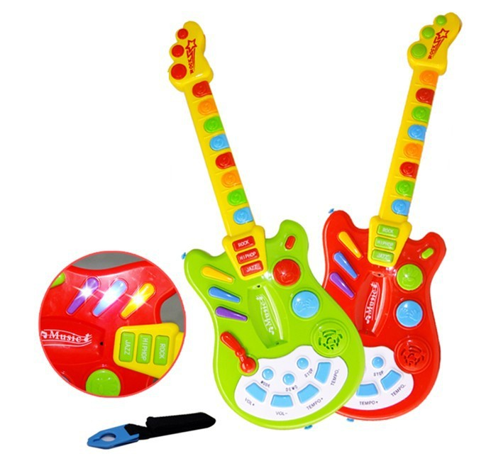 Music Dimple Musical Toy Free Guitar Shipping With Electric shdxrCtQ
