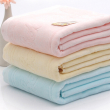 Baby bath 100% cotton newborn textile