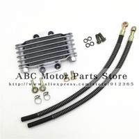 Oil Cooler Radiator Dirt Pit Bike Monkey Racing Motorcyle High Performance Refires Accessories Kayo BSE Chinese
