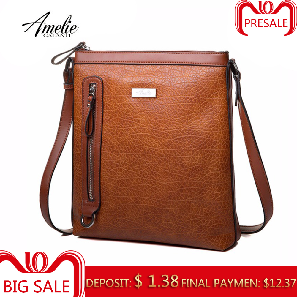 AMELIE GALANTI Для женщин сумка & Crossbody сумки среднего размера предназначен для высоких людей