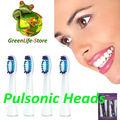 Cepillo de Dientes de reemplazo pulsonic para Braum Vitality Precision Clean cepillo de dientes eléctrico Oral B Cepillo