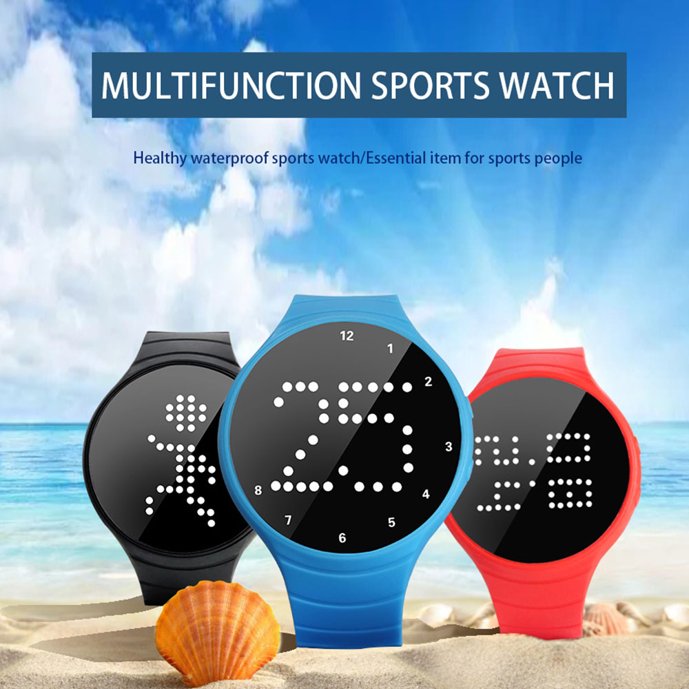 Smart Band Sport Pedometer with real time display five fun games alarms reminding for Android&IOS system
