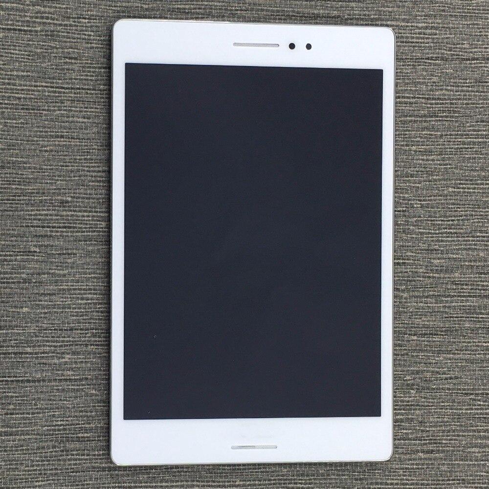 "imágenes para 8 ""Pantalla LCD Panel de la Pantalla Táctil Digitalizador Asamblea Del Bisel Del Capítulo Para ASUS ZenPad S 8.0 Z580 Z580C Z580CA 2.8 cm cable"