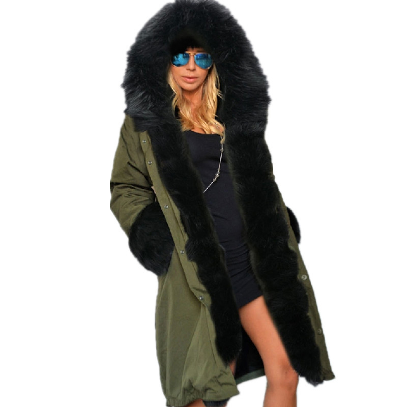 Fur Collar Hooded Winter jacket,solid Color Parka Women Overcoat Fashion Casual coat,parkas mujer,warm Parka Female TT1452 цены онлайн