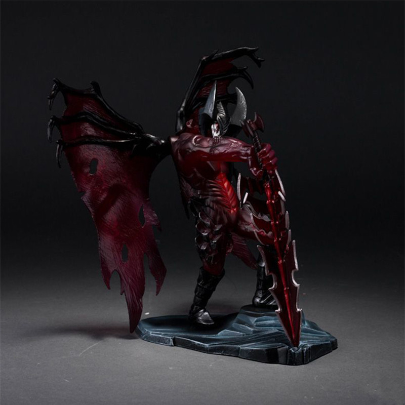 Lol The Darkin Blade Aatrox Pvc Action Figure Collectible Model Toy