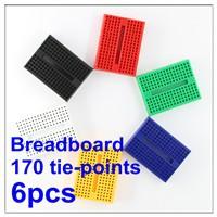 breadboard 170tie points