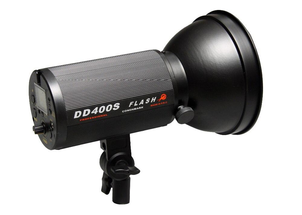 Lovely Cononmark DD400S HSS AC/DC Strobe Outdoor Light 400W Pro Photography Studio  Strobe Flash Light