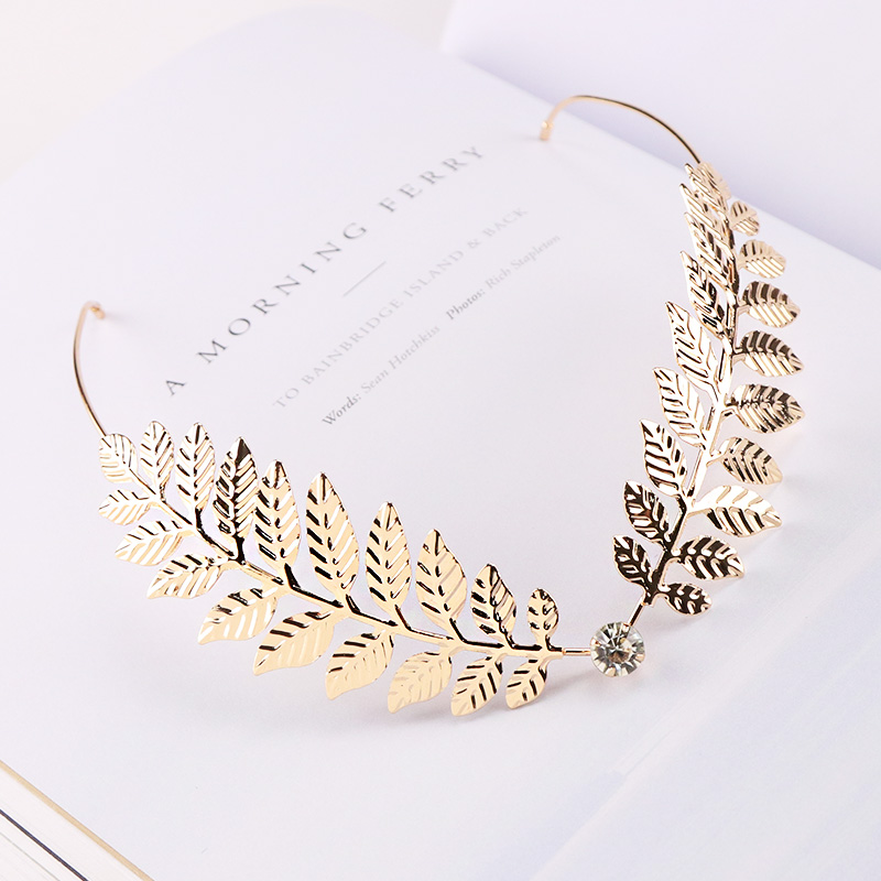 1PC New Arrival Fashion Headbands For Women Crystal Alloy Has