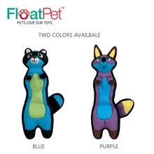 Lovely Cat Dog Toys Puppy Pet Chew Toy Animals Fox Plush Cartoon Bite Linen Cloth Wild Goose Squeak