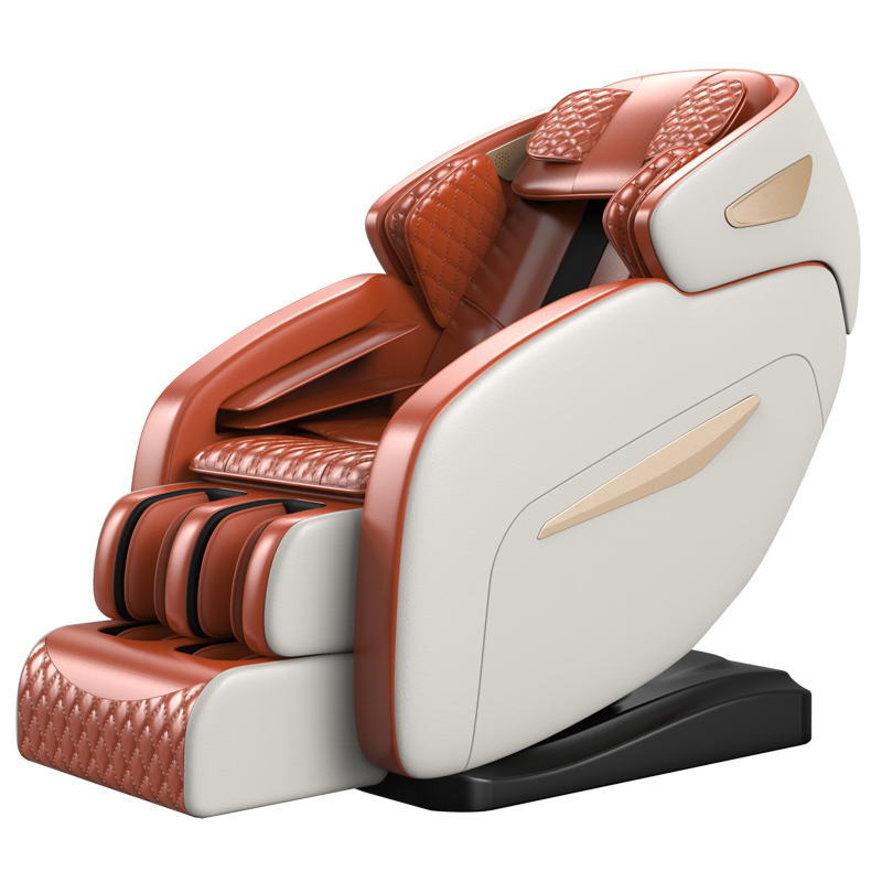 New SL Track Massage Chair Home Full Body Automatic Kneading Multi-Function Space Capsule Electric Elderly Luxury Massage Sofa