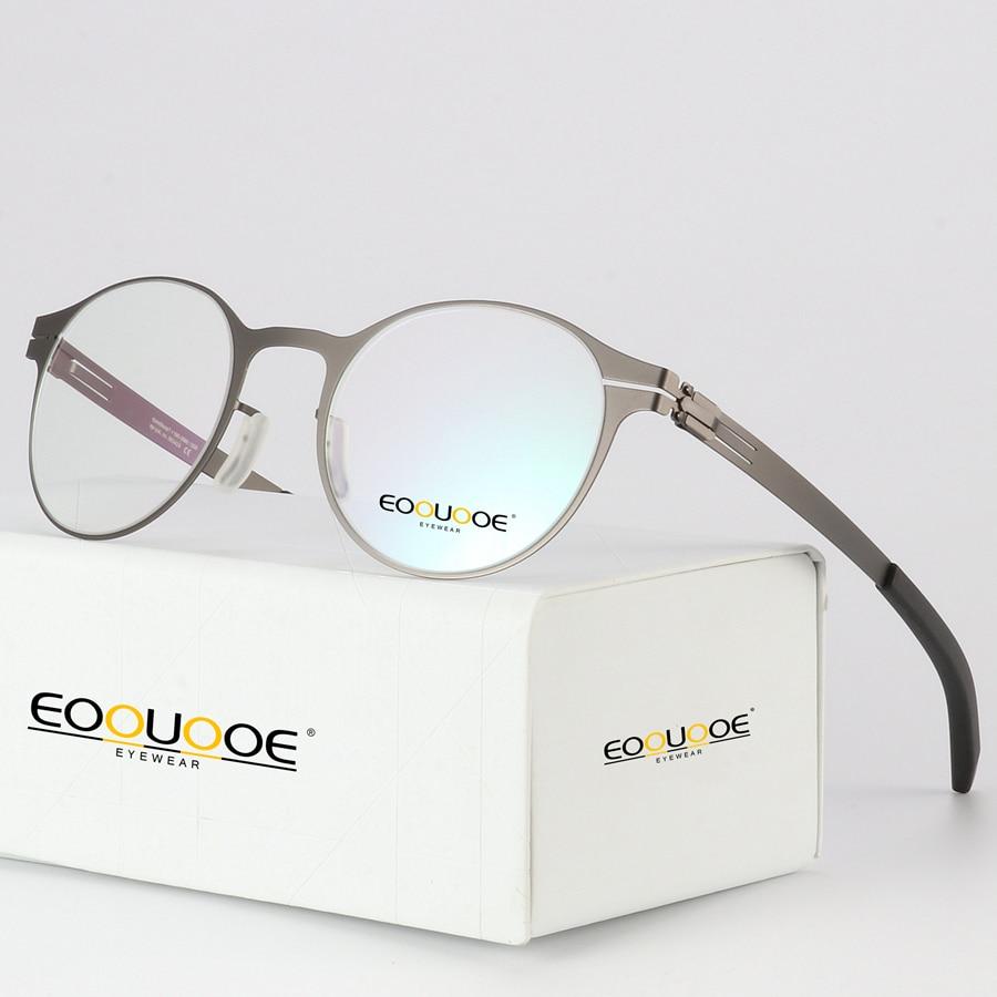 ee0337ceaf Aliexpress.com   Buy High Quality IC Unique Design Brand glasses Frame men  and women Ultra Light Ultra Thin Eyeglasses Frames Prescription glasses  from ...