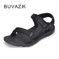 2017 Summer Comfortable Men S Beach Sandals Outdoor Shoes Non Slip Men Casual Shoe Flat Flip