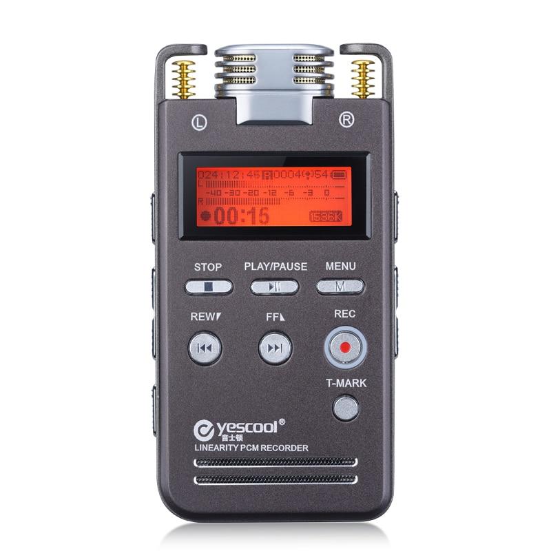Modern Classroom Recorder By Suzuki ~ Yescool a gb metal mini dictaphone professional