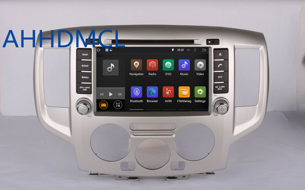 ahhdmcl car multimedia player stereo radio dvd android 7 1. Black Bedroom Furniture Sets. Home Design Ideas
