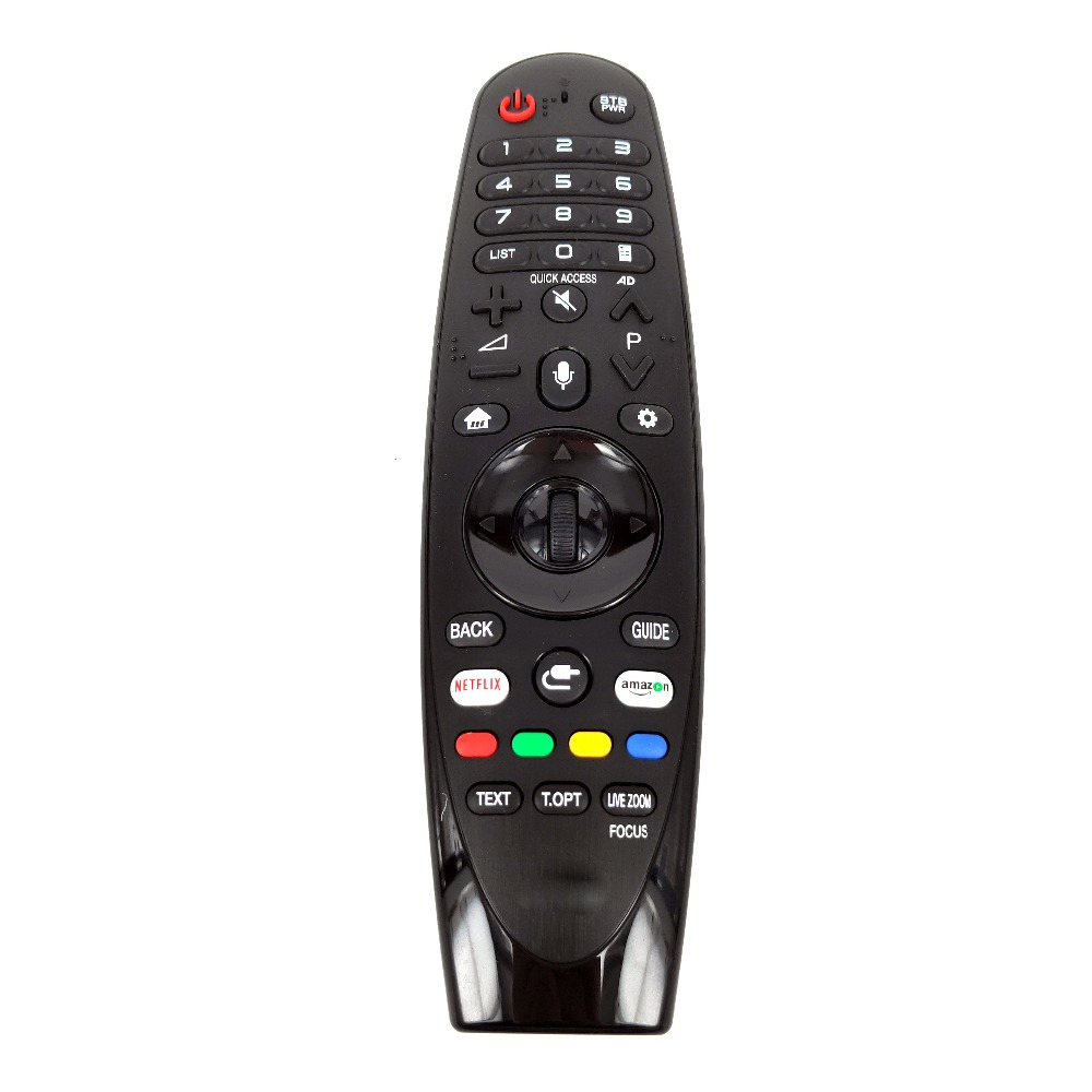 Nouveau AKB75375501 Original pour LG AN-MR18BA AEU télécommande magique avec compagnon vocal pour Select 2018 Smart TV Fernbedienung
