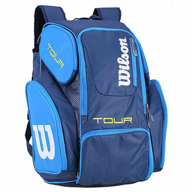 Original Tennis Bag Sport Backpack Racquet Sports Bag For Men Women With Shoe Storehouse