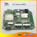 Original usado funcionan bien para lenovo a830 mainboard motherboard bordo tarjeta de tarifa de envío gratis