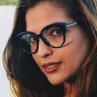 Women Brand Designer Optical Eyeglasses Prescription Acetate Rim Spectacles for Women Eyewear Glasses Frame Fashion Styles 95140