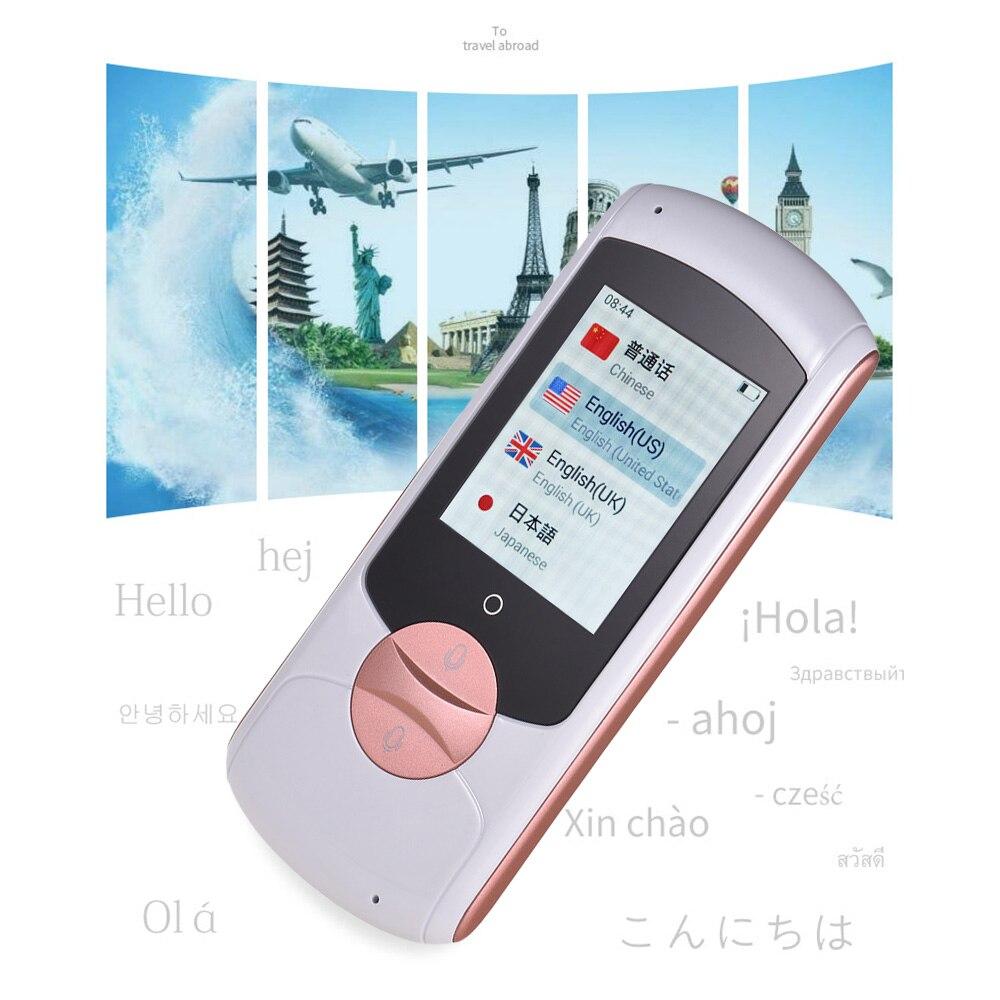 Intelligent Offline Translator Intelligent Offline Translator Supports 41 Languages Travel Abroad Learn Offline Translation Machine Recording Translation