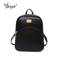 YBYT Brand New Vintage Casual Female Rucksacks High Quality Women Bags Teenagers Students School Bookbag Ladies