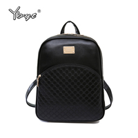 YBYT Brand New Vintage Casual Female Rucksacks High Quality Women Bags Teenagers Students School Bookbag Ladies