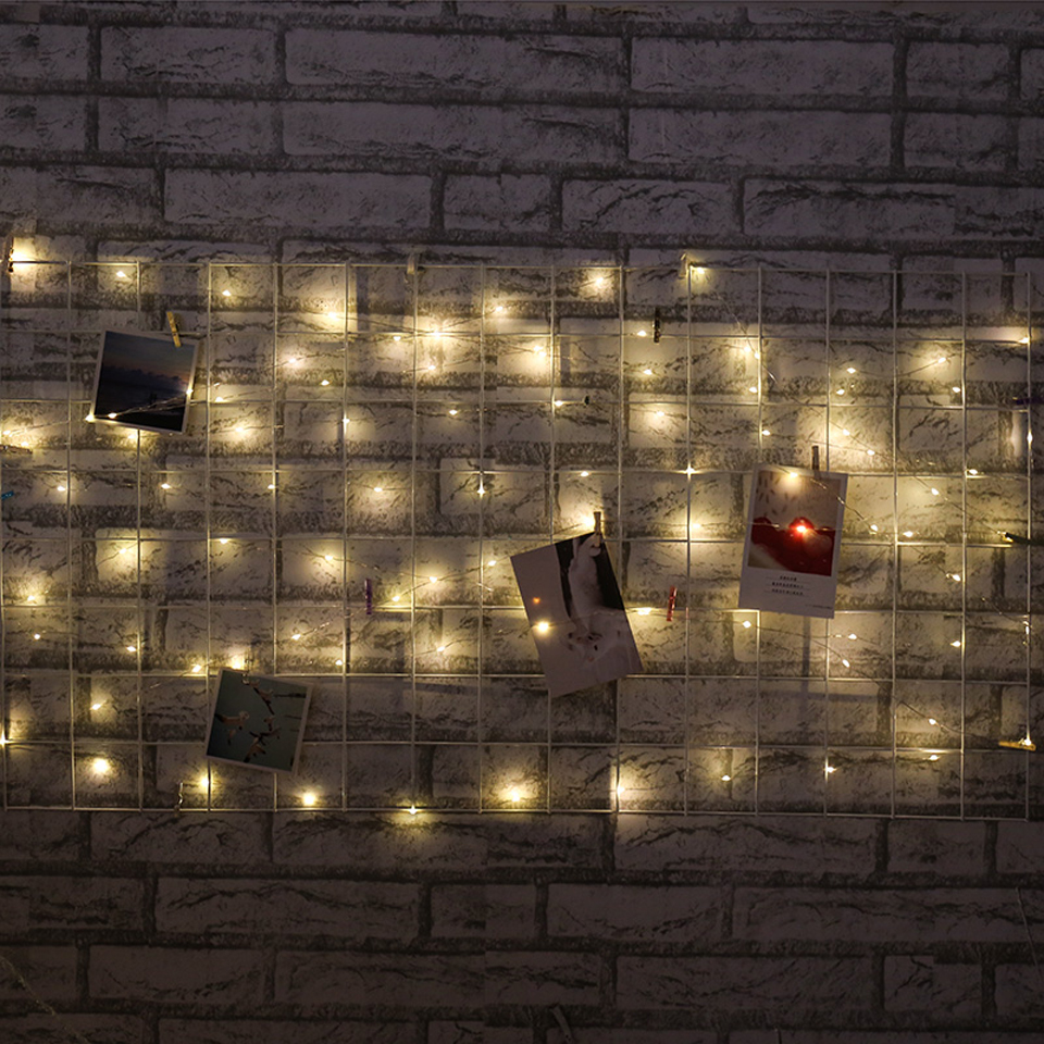 DC5V USB Led Strings Light 2M 5M 10M 20-100led Copper Wire Christmas Wedding Party Garland Decoration LED String Fairy Lights