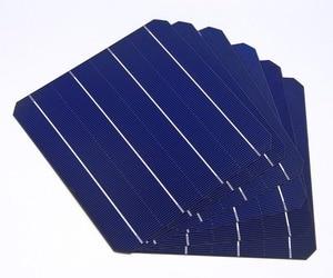 Image 4 - 80Pcs כיתה שמש אלמנטים Monocrystalline 156*156MM תאים סולריים DIY פנל סולארי בית מערכת
