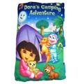 Discount Hot Sale Dora's Camping Adventure Dora Plush Book Pillow Bedtime Story Baby Toy gift 1pc