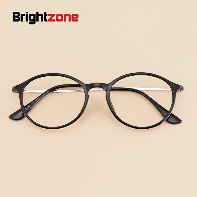 f28ec3fa85 2017 New Korean Brand Design Vintage TR90 Eyeglasses Frame Men women Myopia  Optical Eyewear Glasses Prescription Framing lunette