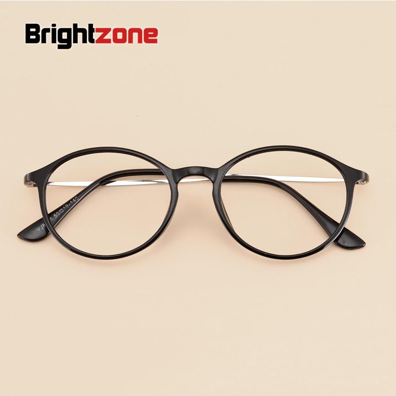 bce49ba049 2017 Nueva Corea marca diseño vintage tr90 ojo Gafas Marcos hombres/mujeres  miopía Eyewear óptico Gafas prescripción marcos lunette