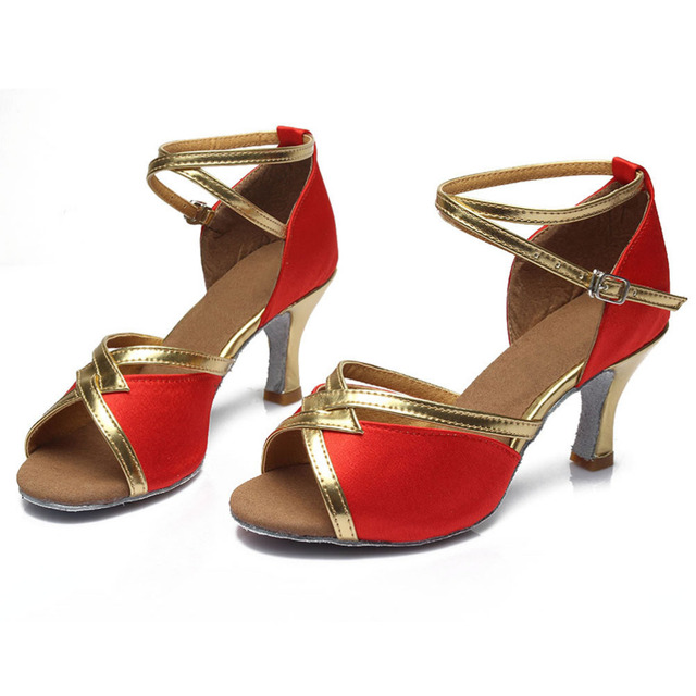 Latin tango ballroom dance shoes comfortableLatin Dance Shoes for Women/Ladies/Girls