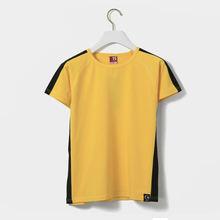 Ushine хлопковая рубашка для боевых искусства с коротким рукавом