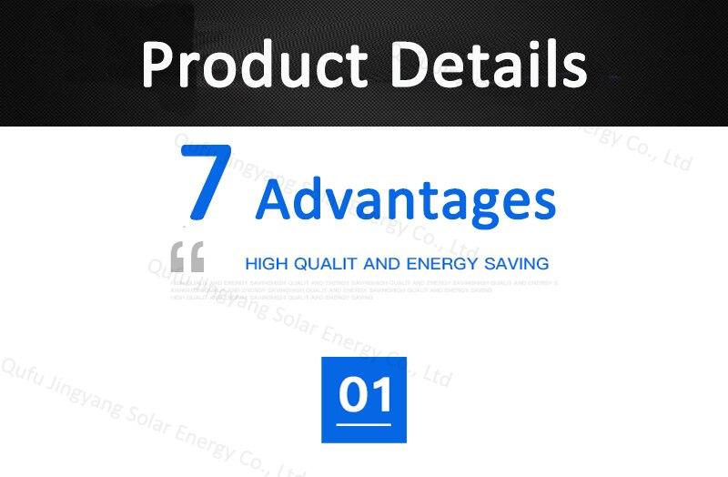 monocristalina 50 w watt fotovoltaica painel solar 12v banco de energia