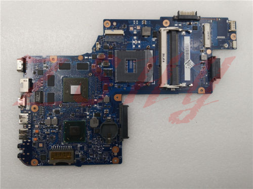 for Toshiba Satellite C850 C855 L850 L855 laptop motherboard HM76 DDR3 H000038410 Free Shipping 100 test ok in Laptop Motherboard from Computer Office