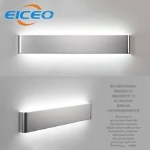 (EICEO) Modern 36CM 46CM 58CM Minimalist Living Room Bedroom Hallway Aluminum LED Wall Lamp Mirror Front Lamps Creative AC220V