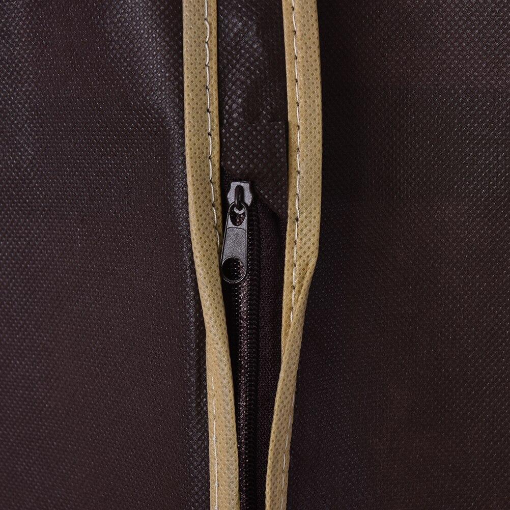 29e36fc484 3 Colors Men Dustproof Hanger Coat Clothes Garment Suit Cover Storage Bags  clothes storage Case clothing covers 1Pcs-in Clothing Covers from Home    Garden ...