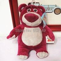 Pixar Toy Story 3 Plush Figure Lots O Lotso Huggin Bear Plush Toys 20cm