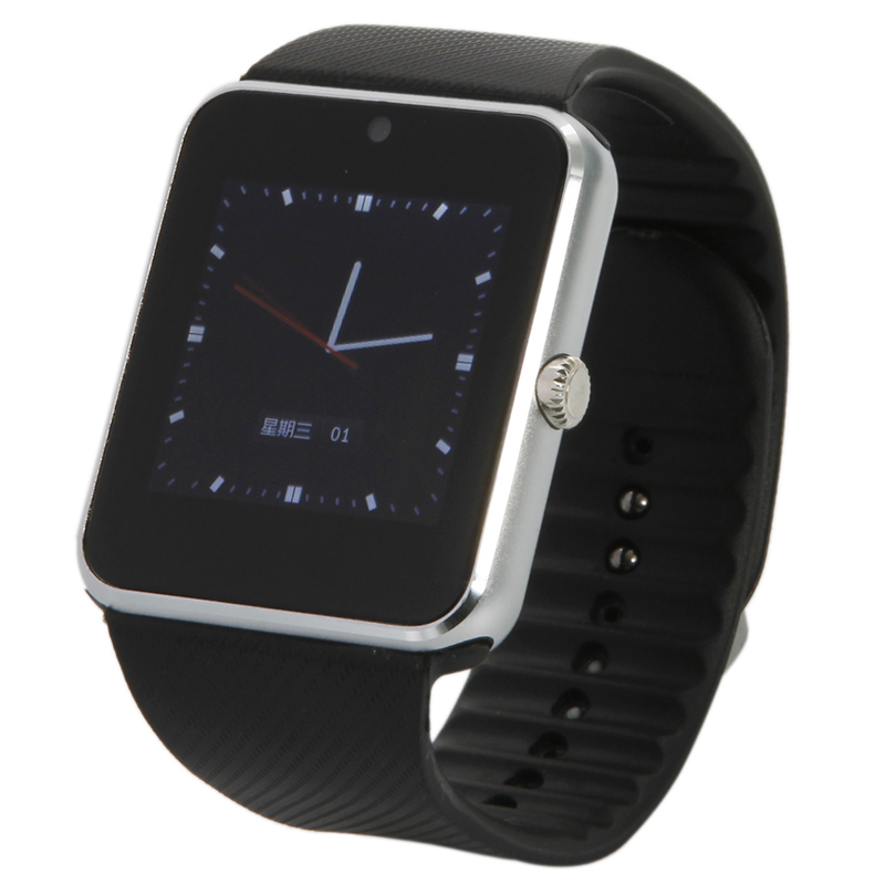 Symrun font b Smartwatch b font Bluetooth smart watch smart watch gt08 clock
