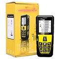 40/60/80/100 m Digital Hand-held Rangefinders A Laser Medidor de Distância Tester Ferramenta de Níveis de Bolha com Automática Adjusstable Backlight