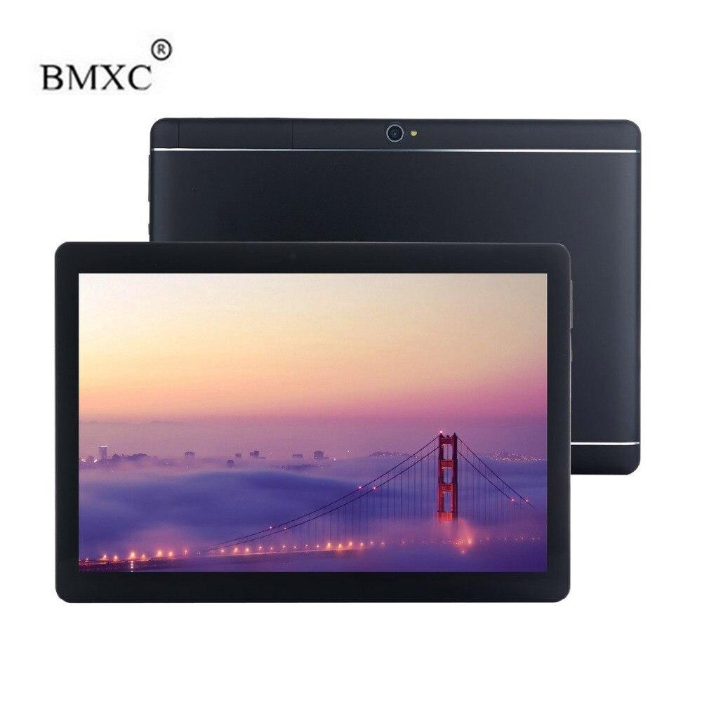 BMXC 10 inch font b tablet b font smartphone Octa core 1280 800 HD 5 0MP