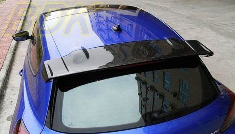 Scirocco Carbon Spoiler VW CF Roof Spoiler MK3 R Style Wing Case For Volkswagen ...