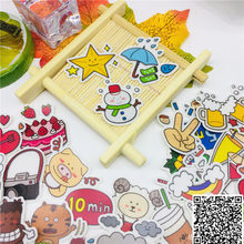 40 pcs Small things in life Stickers for Car Styling Bike Motorcycle Phone book Travel Luggage toy Funny Sticker Bomb Decals