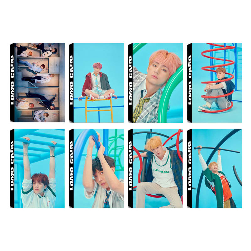 Jewelry & Accessories Kpop Bangtan Boys Bts 2019 Persona Year Desk Calendar Same Portray Photo Cards Love Yourself Lomo Cards Wings Postcards With A Long Standing Reputation