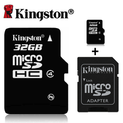 Kingston Class 10 TF 8 ГБ 16 ГБ 32 ГБ 64 Гб 128 Гб Карта памяти SDHC SDXC micro sd карта 16 ГБ 32 ГБ 64 Гб 128 Гб microsd microSDHC UHS-I
