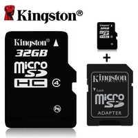 Kingston Classe 10 TF 8gb 16gb 32gb 64gb 128gb scheda di memoria SDHC SDXC micro sd card 16g 32g 64g 128g microsd microSDHC UHS-I