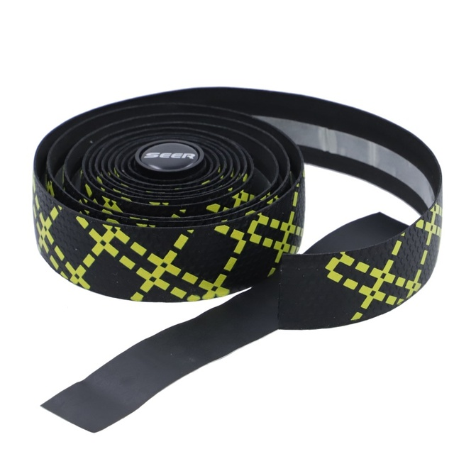 2PCS Seer Silicone Handlebar Tape Road Bicycle Wrap Shockproof Sweat Non-slip Belt Cycling Sports Accessories Parts 2019 New 3