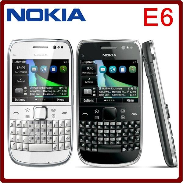 e6 original unlocked nokia e6 mobile phone wifi gps 3g gsm 8mp rh aliexpress com nokia e66 service manual pdf nokia e63 service manual