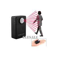 Wireless PIR Motion Sensor Detector Alarm With Keypad Burglar Alarm For Home Shed Garage Carvan RV