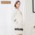 Qianxiu robe para as mulheres cores Quentes vestido de renda lazer desgaste confortável para as mulheres